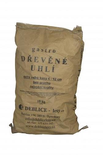 Gastro Servis Les Dřevěné uhlí 10 kg