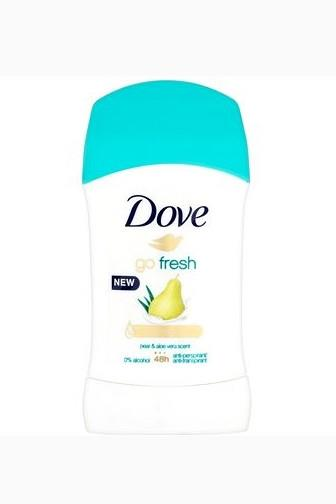 Dove deo stick Go fresh Peer & Aloe Vera AP 40ml