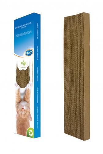 Škrabadlo papírové s catnipem pro kočky