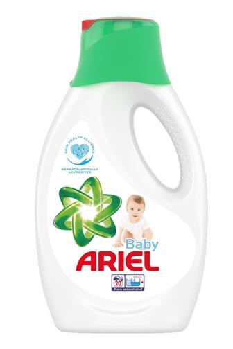 Ariel Baby gel (20 dávek) 1,1l