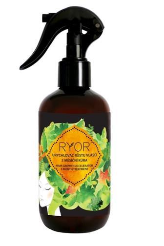 Ryor Urychlovač růstu vlasů sprej 250 ml