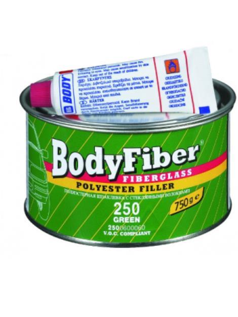 BodyFiber 250 skelné vlákno 750g