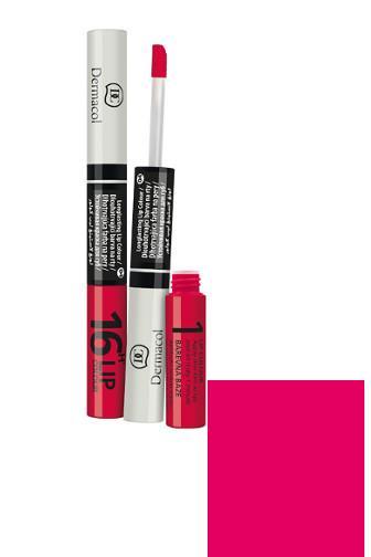 Dermacol Lip Colour 2v1 dlouhotrvající barva na rty 10