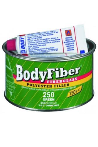 BodyFiber 250 skelné vlákno 1,5 kg