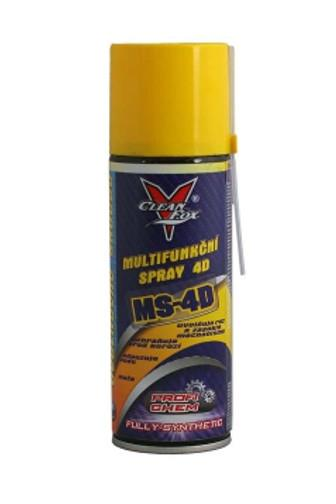 CleanFox Multifunkční spray 4D 200ml