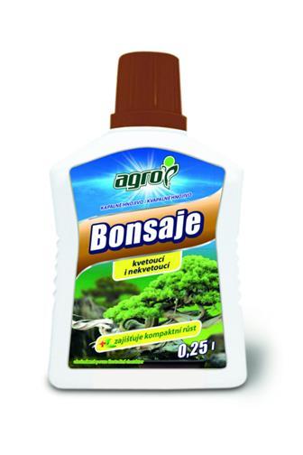 Agro Bonsaje hnojivo 0,25 l