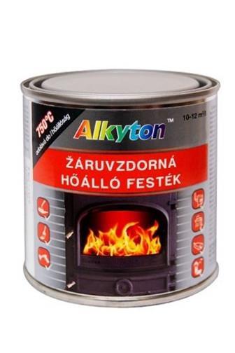 Alkyton žáruvzdorná černá 750C 0,25 l