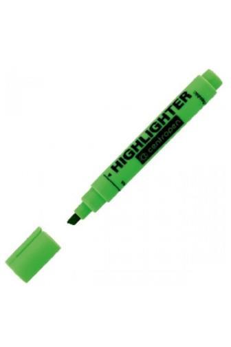 Centropen zvýrazňovač 8552 zelený 1-4.6mm