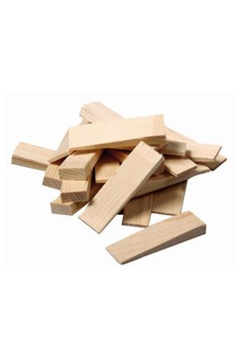 Klínky montážní dřevěné 150x25x25 8 ks