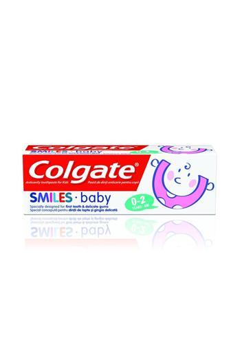 Colgate Smiles baby 0-2roky zubní pasta 50 ml