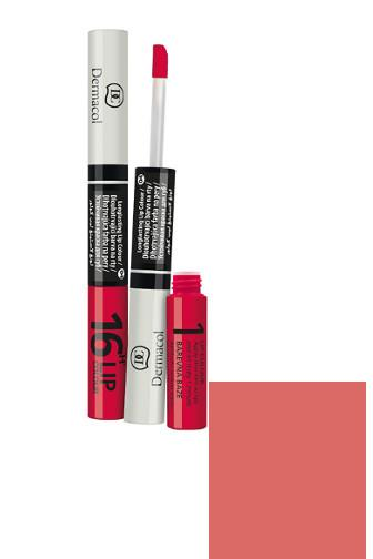 Dermacol Lip Colour 2v1 dlouhotrvající barva na rty 13