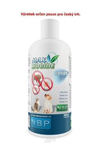 Max Biocide Lotion spray přírodní antiparazitní bariéra 200 ml