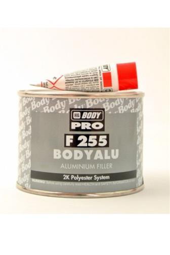 BodyAlu F 255 tmel s hliníkem 1,8 kg