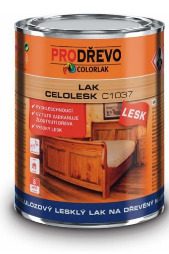 Colorlak Celolesk C1037 nitrocelulózový lesklý lak 3,5 l