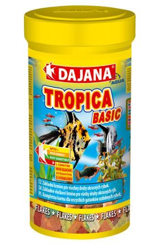 Dajana Tropica Basic pro ryby 1000ml
