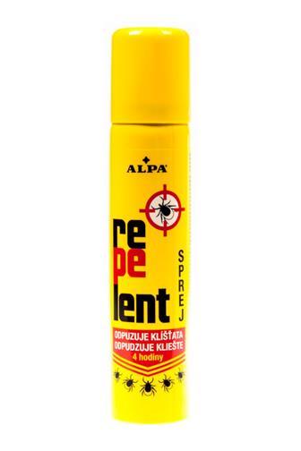 Alpa repelent sprej 90 ml
