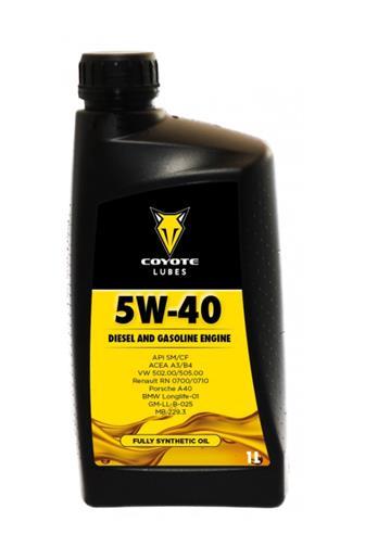 Mogul 5W-40 Racing 1l