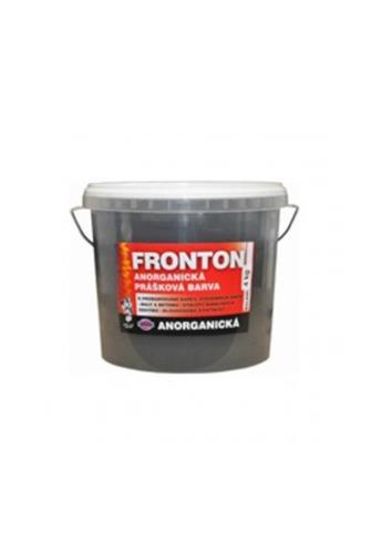 Fronton anorganická prášková barva 0199 černý 0,8 kg