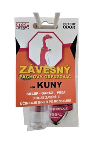 Stop Pest Závěsný pachový odpuzovač na kuny