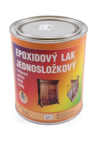 HB-Lak Epoxidový lak jednosložkový 0,7 l