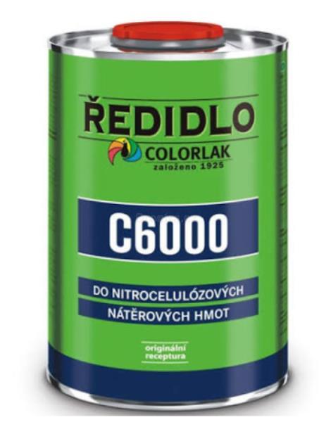 Colorlak Ředidlo C6000 700 ml