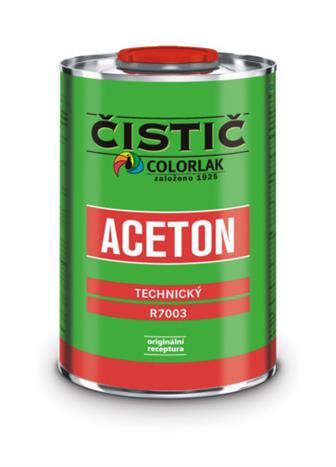 Colorlak Aceton technický R7003 9 l