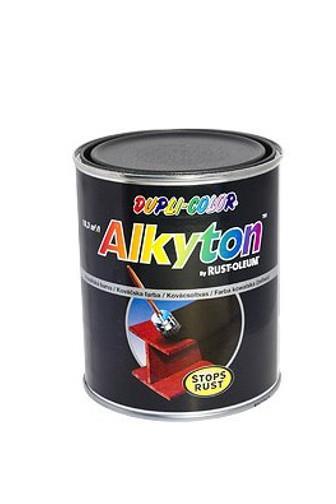Alkyton CombiColor kovářská černá 0,25 l