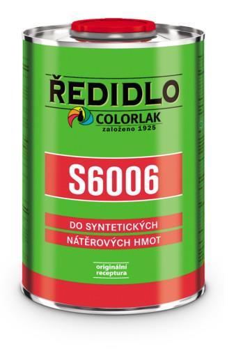 Colorlak Ředidlo S6006 0,7 l