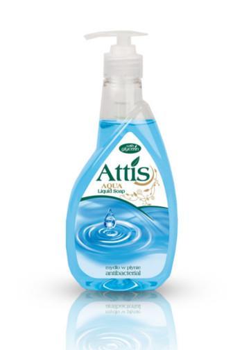 Attis antibacterial tekuté mýdlo 400 ml