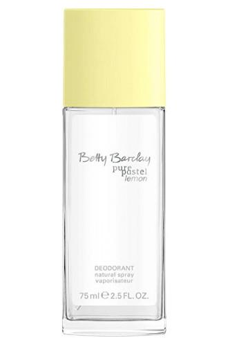 Betty Barclay Pure Pastel Lemon deo sklo 75 ml