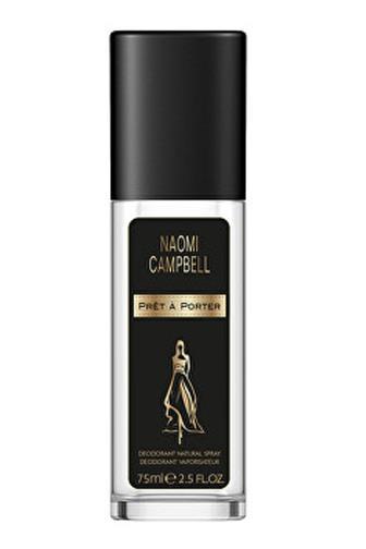 Naomi Campbell Prét a Porter deo sklo 75 ml