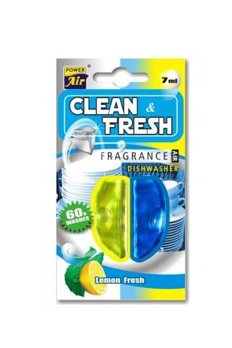 Air Clean Fresh lemon vůně do myčky 7 ml