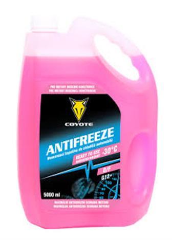 Coyote Antifreeze G12+ D/F ready -30st 5 l