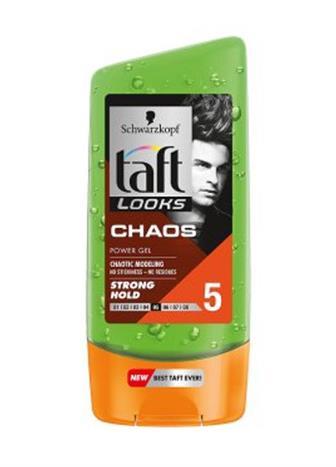 Taft gel Chaos Look ultra strong hold (5) 150 ml