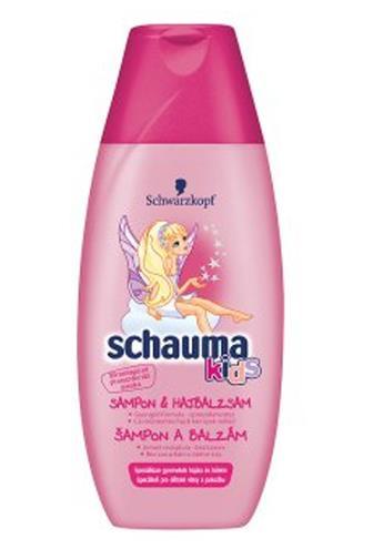 Schauma Kids šampon & balzám jahoda 250 ml