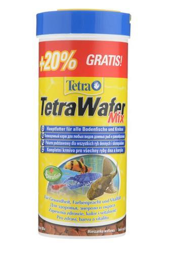 Tetra Wafer Mix krmivo pro ryby 250 ml
