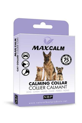 Max Calm Collar Dog - zklidň. obojek pro psy 75 cm