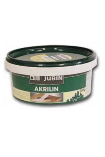 Akrilin tmel na dřevo 10 bílý 0,75 kg