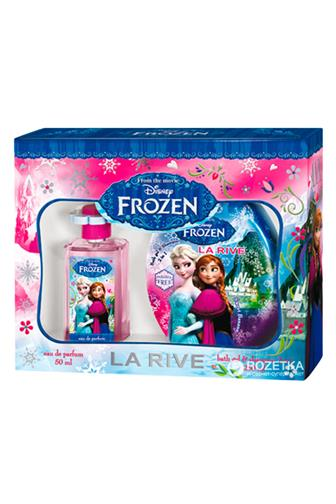 La Rive Frozen dárkový set EdP 50 ml + sprch. gel 250 ml