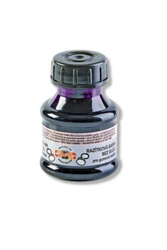 KOH-I-NOOR barva razítková 50g fialová