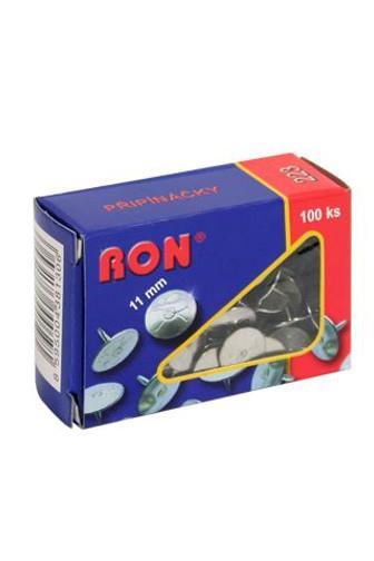 RON Připínáčky 223 /11mm 100 ks