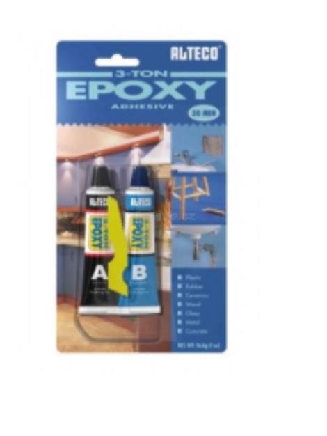 Alteco 3-TON Epoxy Steel 30min 56.8g