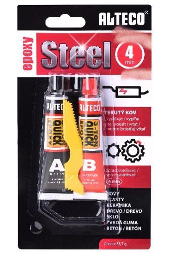 Alteco Epoxy Steel 4 min. 56,7 g