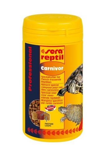 Sera Reptil Carnivor pro želvy 85 g