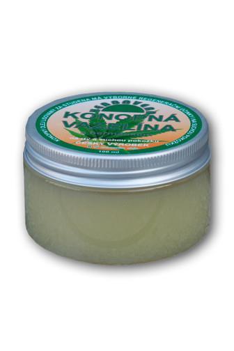 Herbavera Konopná vazelína s heřmánkem 100 ml
