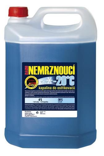 Tempo NANO nemrznoucí kapalina -20°C 5 l
