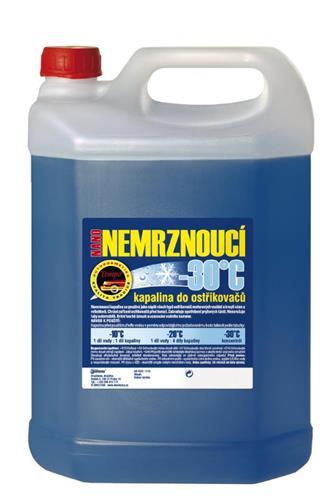 Tempo NANO nemrznoucí kapalina -30°C 5 l