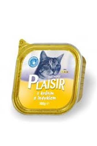 Plaisir cat vanička krůta 100 g