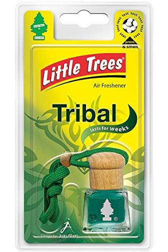 Wunderbaum Little Tree osvěžovač vzduchu Tribal 4.5ml