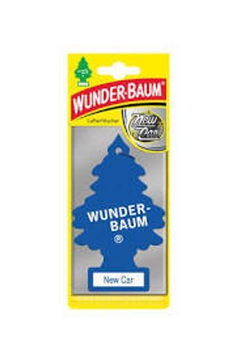 Wunderbaum osvěžovač vzduchu New Car